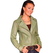 Куртка Motorcycle Mint Jacket Scully
