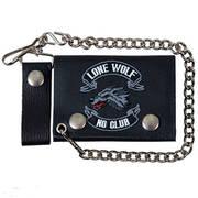 Кошелек / бумажник Lone Wolf Tri-Fold Wallet