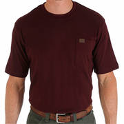 Burgundy Pocket