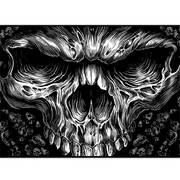 Shredder Skull