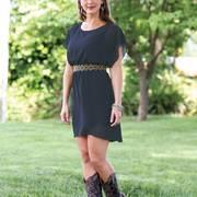 Платье / Юбка LJD302V Western Dress