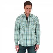 Хлопковая рубашка MJ1354M Wrangler Shirt