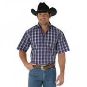 Хлопковая рубашка MGSB037 Wrangler Shirt