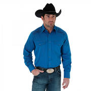 75023BL Wrangler Shirt