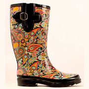 Paisley Boot