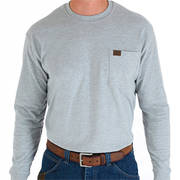 3W710AH LS Pocket T-Shirt