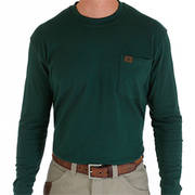 Футболка с длинным рукавом 3W710FG LS Pocket T-Shirt