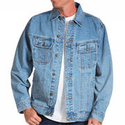 RJK30VI Denim Jacket Vintage Indigo
