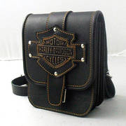 Подсумок кожаный Harley Davidson YC
