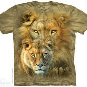 Футболка со львом African Royalty