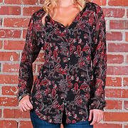 Блуза LW8792M Western Fashion Shirt