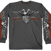 Brotherhood Eagle LS Shirt