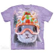 Fun-art футболка Snow Bunny