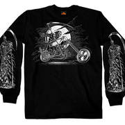 Футболка Reaper Rider LS