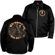 Ветровка King and Queen Work Jacket