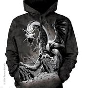 Балахон / Толстовка Black Dragon Hoodie