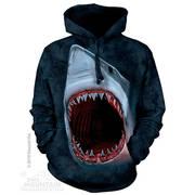 Балахон / Толстовка Shark Bite Hoodie