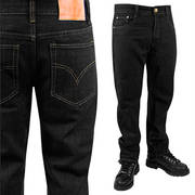 Royal 32inch Inseam Black Denim