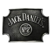 Ременная пряжка Jack Daniels Old No 7 Belt Buckle