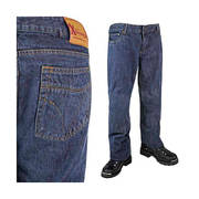 Штаны Xelement Cruiser Denim Armored Pants