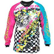 Футболка для байкеров Ed Hardy Motorsports Racing Motorcycle