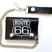 Route 66 Biker Wallet