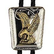 Аксессуар Eagle on Shield Bolo Tie