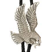 Silver Eagle Bolo