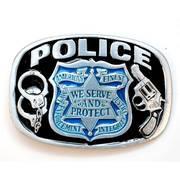Ременная пряжка Police Belt Buckle