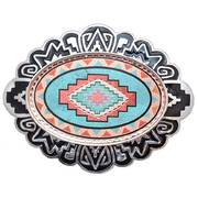 Аксессуар Copper Belt Buckle Color SW Weaving Design