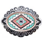 Ременная пряжка Copper Belt Buckle Color SW Star