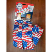 Подтяжки OLD GLORY Waving Flag suspenders