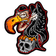 Нашивка Hot Leathers Buzzard Patch