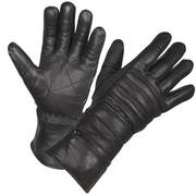 Basic & Waterproof Padded Leather Gloves