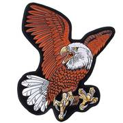 Big Eagle Large 14.5x10.5 Inch Patch