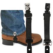 Pant Bungee with Skull Concho