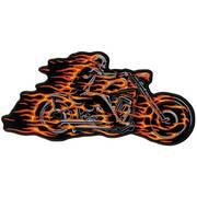 Hell Rider Biker Patch