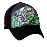 Кепка Skull Cycle Biker For Life Ball Cap