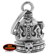 Байкерский Колокольчик Crown of Skulls Guardian Bell