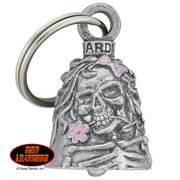 Lady Skull Guardian Bell