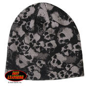 Ancient Skulls Knit Cap