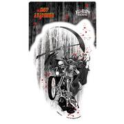 Мото Наклейка Death Rider Decal