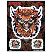 Tribal Mask Decal