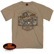 Футболка с коротким рукавом для байкеров True Classic Garment Dyed T-Shirt