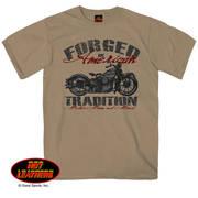 Футболка для байкеров Forged in American Tradition T-Shirt