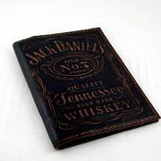 Обложка Jack Daniels Черная