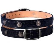 Ремень Buffalo Nickel Leather Belt