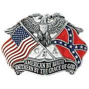 Ременная пряжка Southern By The Grace of God Belt Buckle