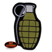 Нашивка Hand Grenade Patch