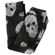 Шарф Design Skull Scarf